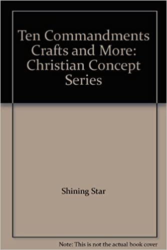 ten commandments crafts and more christian concept series