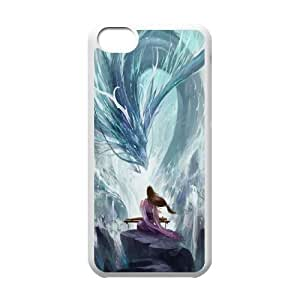 James-Bagg Phone case dragon at sky pattern For Iphone 4/4s FHYY427691
