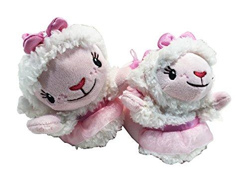 Diseny Doc Mcstuffins Lambie Girls Slippers (Toddler/Little Kid) (MEDIUM (7/8))
