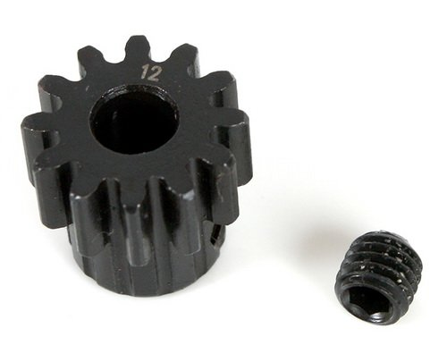 Redcat Racing M1.0 Pinion Gear for 5mm Shaft 12T