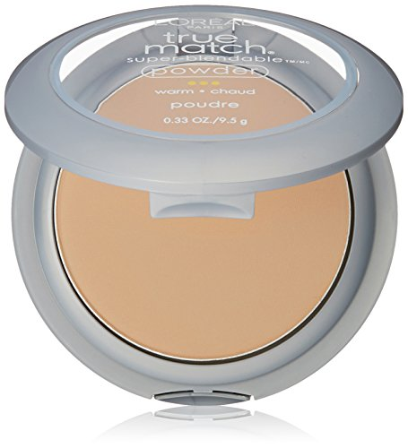 Match Natural - L'Oréal Paris True Match Super-Blendable Powder, Natural Beige, 0.33 oz.