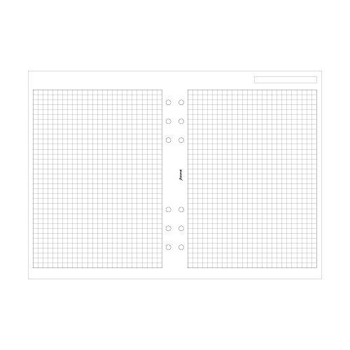Filofax A5 Quadrille 1/5 Squares (B342905) ()
