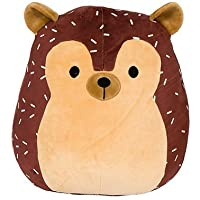 Kellytoy Squishmallow Hans The Hedgehog Super Soft Plush...
