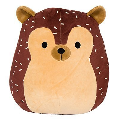 Kellytoy Squishmallow Hans The Hedgehog Super Soft Plush Toy Pillow Pet Pal Buddy (16 inches)