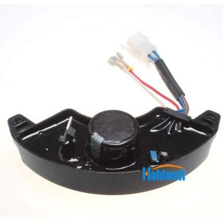 Holdwell AVR Automatic Voltage Regulator Generator 4KW 5KW 5.5KW 6KW 6.5KW 7KW 7.5KW 1/Carton (5 Cartons) by HOLDWELL