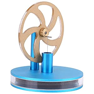 Coffee Cup Stirling Engine
