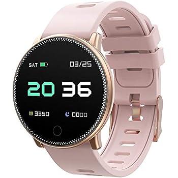 Amazon.com: Pard Womens Smart Watch, 2019 Fitness Tracker ...