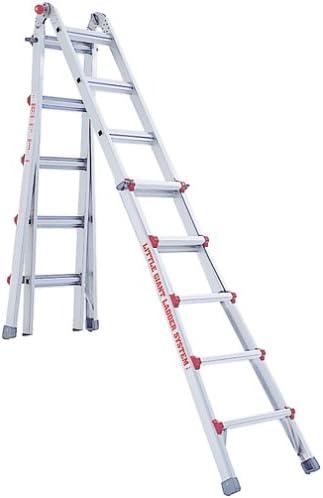 Little Giant – Índice de trabajo (250-pound sistema de escalera con plataforma de trabajo: Amazon.es: Bricolaje y herramientas