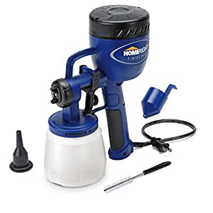 HomeRight Finish Max C800766 Paint Sprayer, HVLP Spray Gun Power Painter, Home Paint Sprayer Tool for Spray Painting, Best Paint Sprayer for Painting Projects