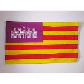 Amazon.com: Bandera de las Islas Canarias 3 x 5 – Spanish ...