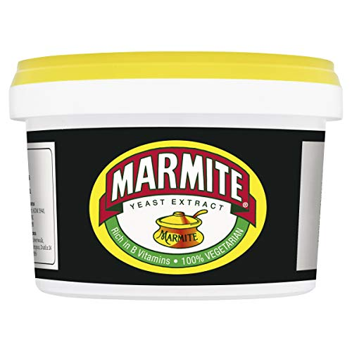 - Marmite Yeast Extract Tub 600g