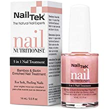 Nail Tek Nail Nutritionist Bamboo & Biotin, 0.5 oz