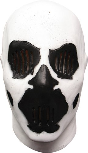 Rorshack Costumes (DC Comics Watchmen Rorschach Deluxe Latex Mask)