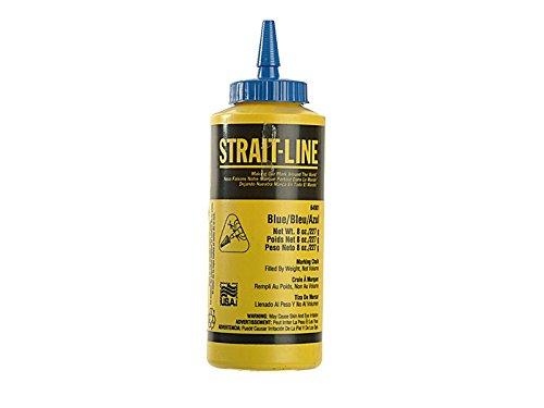 (Irwin Strait Line 64901 8 Oz Blue Chalk Refills)