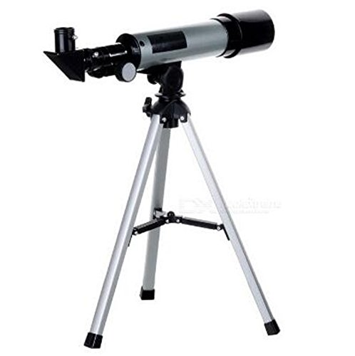 F36050 Outdoor 90X Astronomical Telescope for Camping - Silv