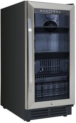 Avanti Automatic Refrigerator - Avanti BCA3115S3S 15