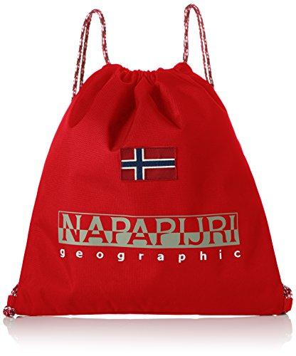 Napapijri N0YFLJ - Mochila Unisex para adulto Rojo (Old Red 094)