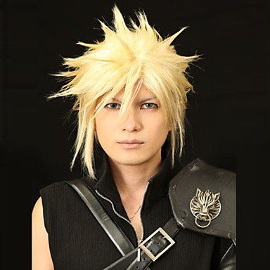 HJLHYL-Halloween Costume Cosplay Wigs ()