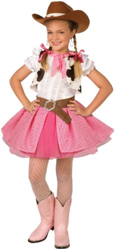 [Girls Cheerleader Costume, Small 4-6] (9 To 5 Costumes)
