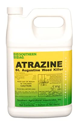 Southern Ag Atrazine St. Augustine Weed Killer, 128oz - 1 Gallon