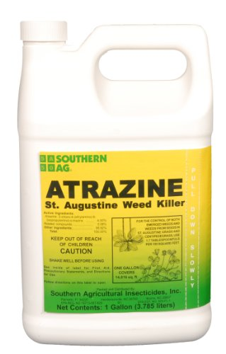 St Augustine Weed (Southern Ag Atrazine St. Augustine Weed Killer, 128oz – 1 Gallon)
