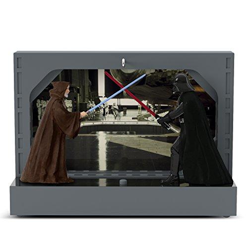 Hallmark Disney Lucasfilm Star Wars Keepsake Christmas Ornaments (Vader Ideas Darth Christmas Tree)