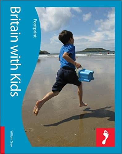 Book Britain with Kids Footprint Travel Guides