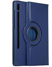 "Capa 360 para Galaxy Tab S7 FE T735-12,4"" Azul"