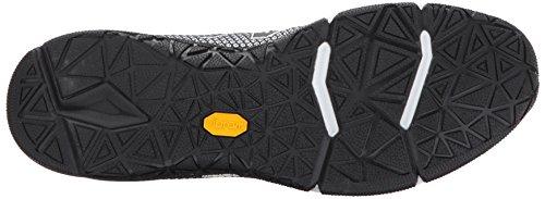 white Running Mx40bb1 Negro Mujer New black Zapatillas De Balance Para 0IxnnzqST
