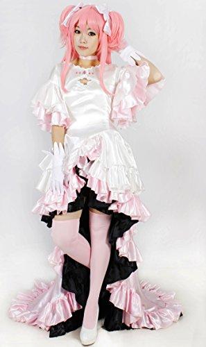 Ultimate Madoka cosplay costume dress M size goddess ...  Ultimate Madoka...