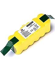 TOPHINON 14.4V Ni-MH Aspirateur Batterie pour iRobot Roomba