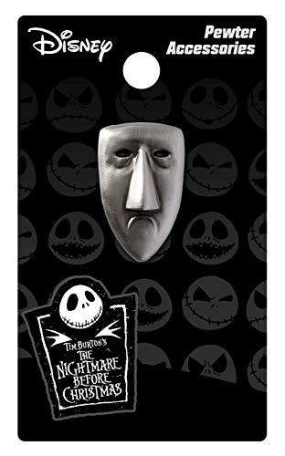 Disney Shock Mask Pewter Lapel -