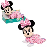 Disney Baby Musical Crawling Pals Plush, Minnie, by Just Play