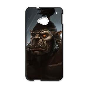 HTC One M7 phone case Black Kilrogg Deadeye World of Warcraft WOW SSE2638853