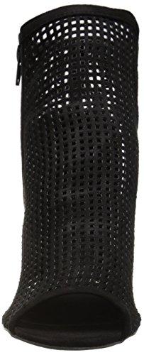 Tobillo Mujer Black Botas Sue Clyde de 09 Polyurethane Qupid negro Str para xwqZI6Yn