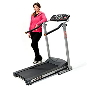 Exerpeutic TF900 High Capacity Fitness Walking Electric Treadmill, 350 lbs by Paradigm