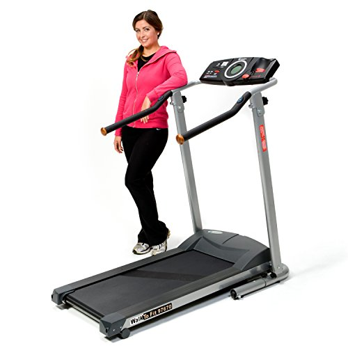 Exerpeutic TF900 High Capacity Fitness Walking Electric Treadmill 350 lbs