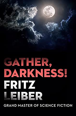 book cover of Gather, Darkness!