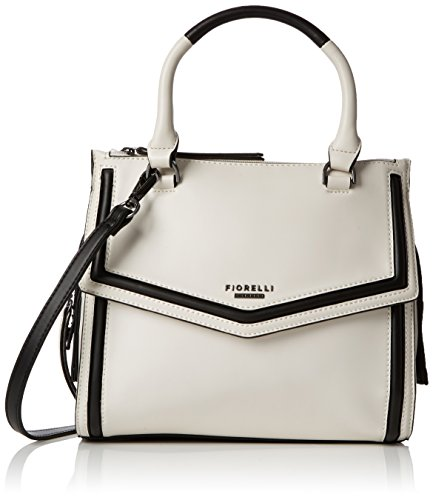 Fiorelli Women's Mia Top-Handle Bag White (Mono Frame)