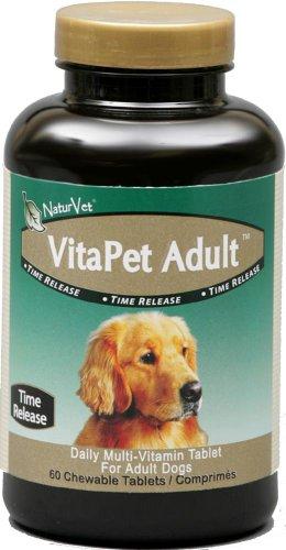NaturVet TR VitaPet Tablets, 180-Count, My Pet Supplies