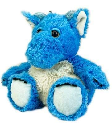 (Dragon Cozy Plush Heatable Lavender Scented Stuffed Animal)