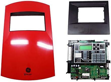 Vigilant VS1-R – One Loop 2 Class Fire Alarm Control Panel 115VAC, Red Door