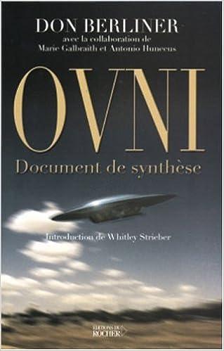 Télécharger en ligne OVNI : Document de synthèse pdf, epub ebook