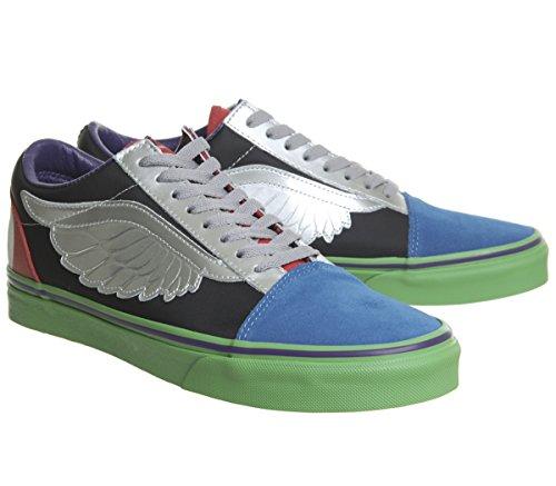Sneaker Vans Herren Avengers Multi Sneakers Old Marvel Skool 8O5anUqA