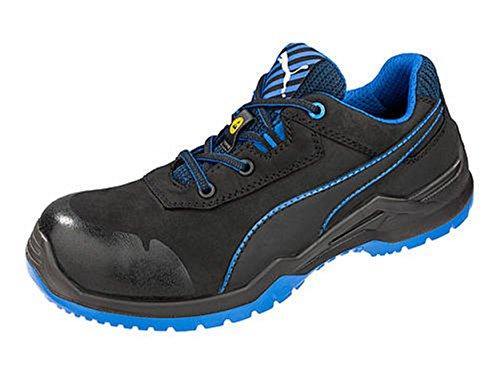 Puma, Scarpe antinfortunistiche uomo (nero/blu)