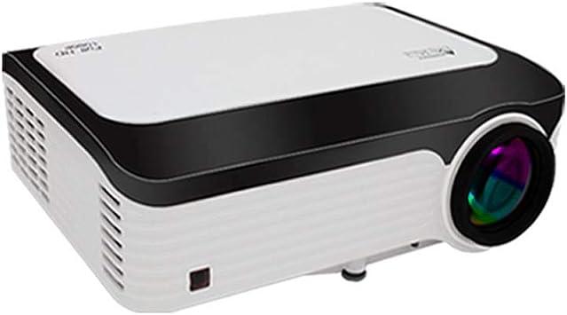 JIANGNAN Mini proyector, Pantalla Full HD 1080P y 120 ...