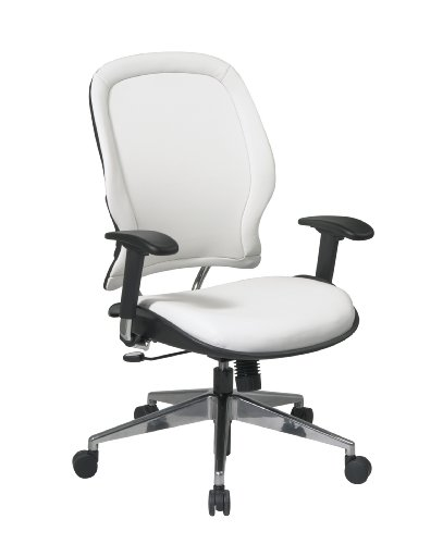 space-seating-vinyl-managers-chair-with-chrome-finish-metal-base-and-height-adjustable-arms-white