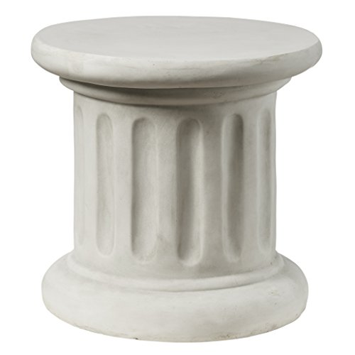 - Design Toscano Classical Fluted Pedestal