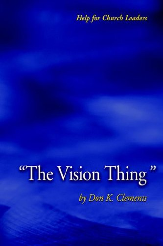 """Download """"The Vision Thing"""" PDF"""