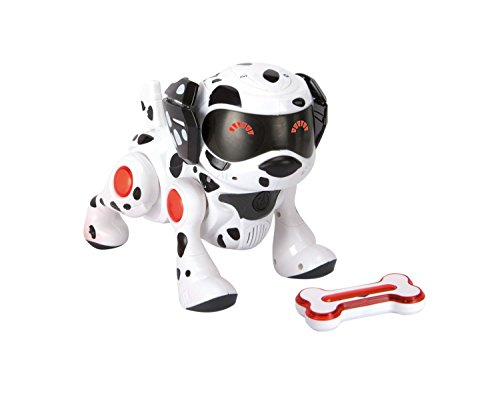 Splash Toys 30635 - Teksta Roboter Hund, Dalmatiner